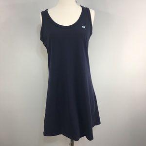 Vineyard Vines Blue Tank Dress Size Small